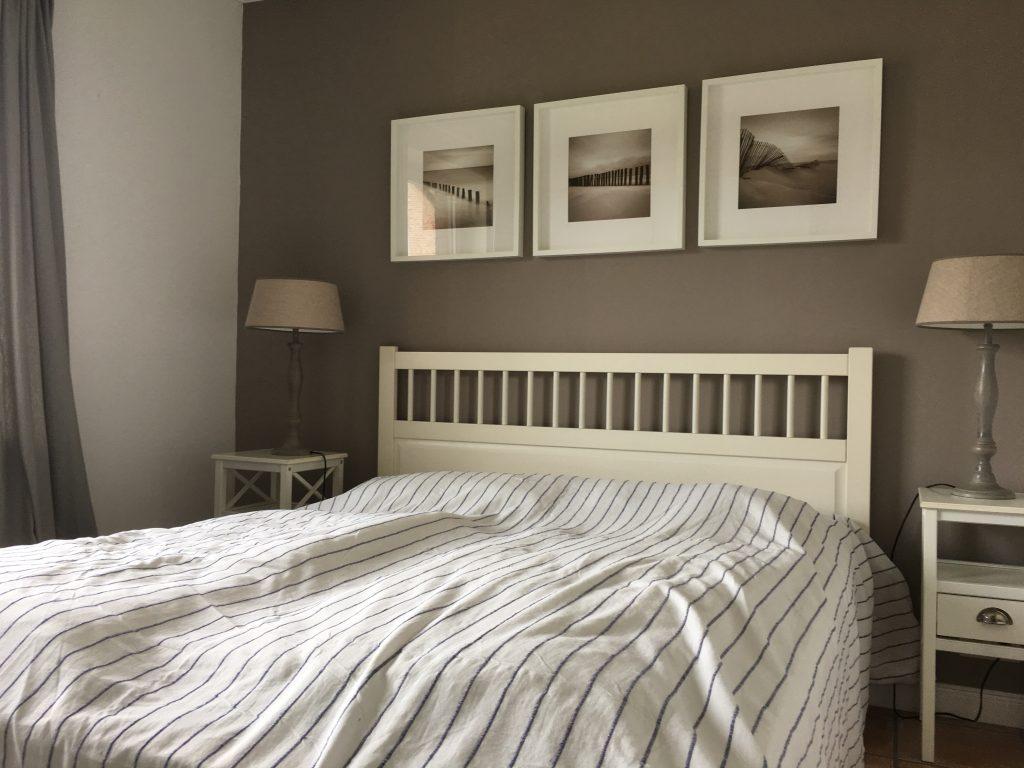 Ferienwohnung Wenningstedt - Schlafzimmer