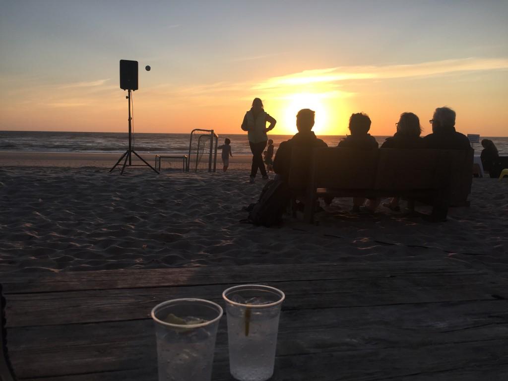 Ferienwohnung Wenningstedt - Sundowner