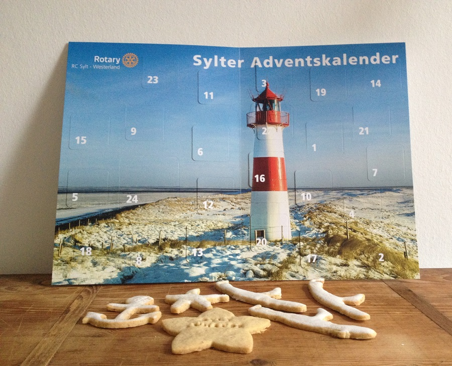 Adventskalender Sylt