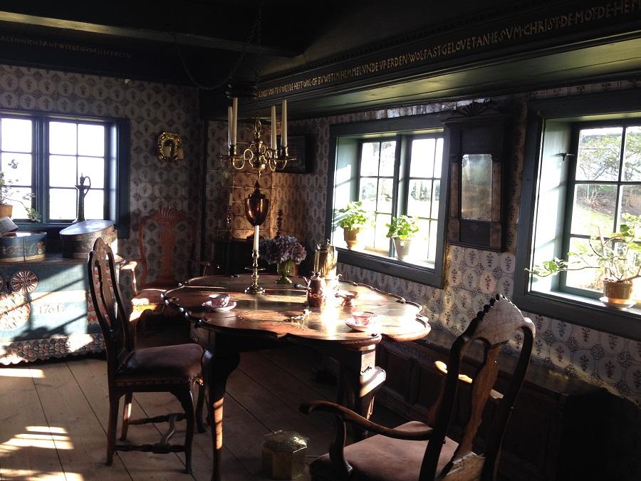 leben wie fr her das altfriesische haus in keitum sylt zuhause. Black Bedroom Furniture Sets. Home Design Ideas