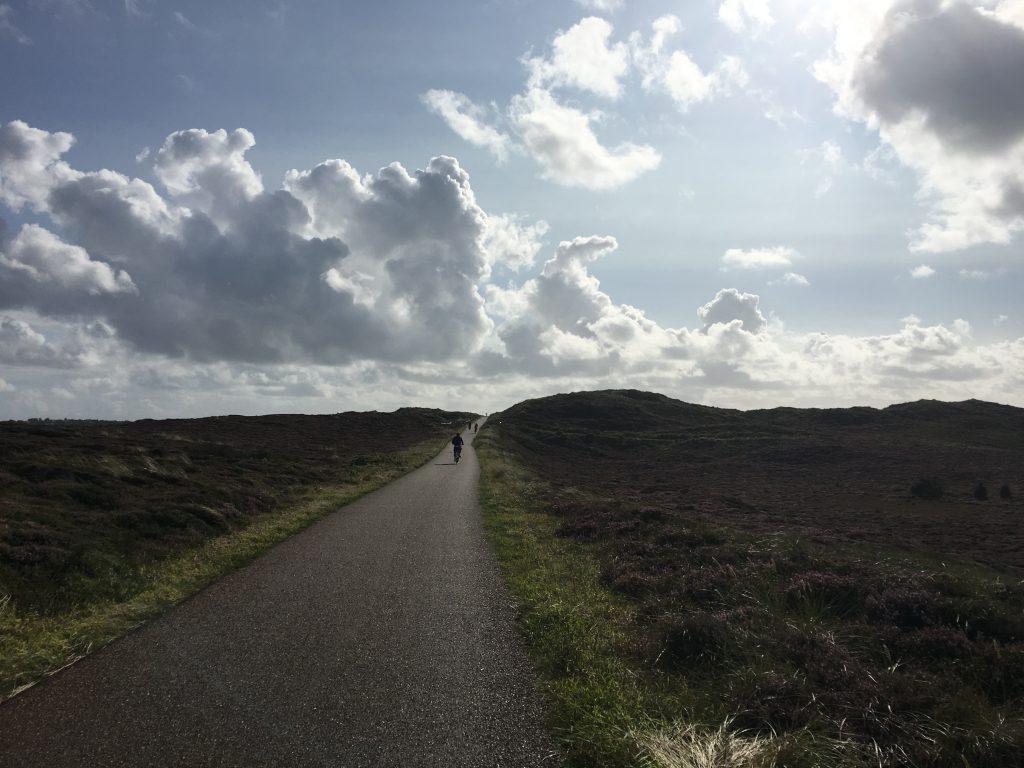 Fahrradtour Sylt