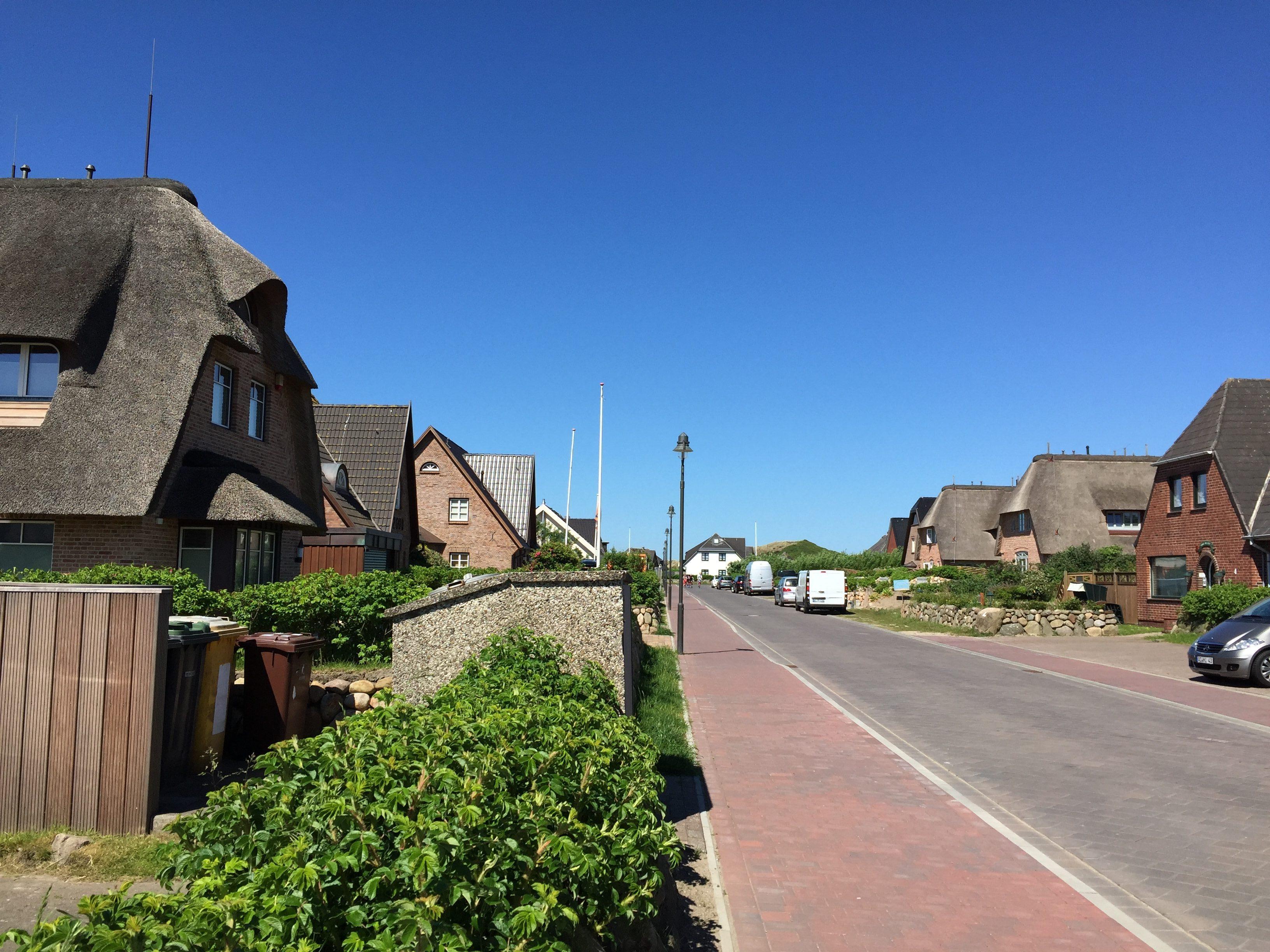 Ferienwohnung Wenningstedt - Lerchenweg