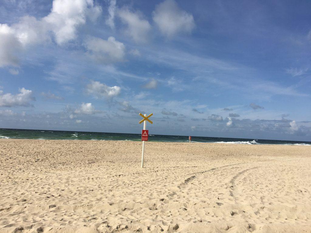 Ferienwohnung Wenningstedt - Strand