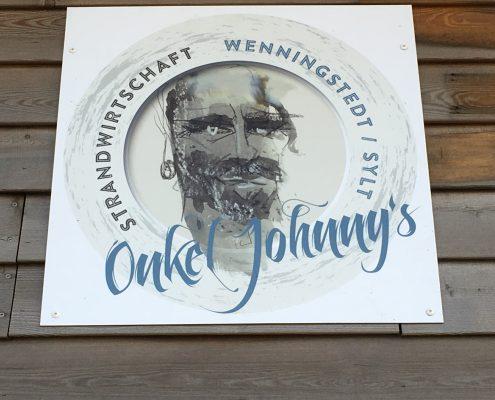 Onkel Johnnys Strandwirtschaft
