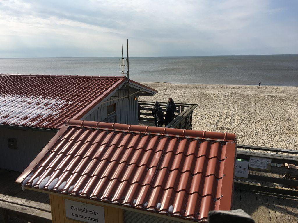 Onkel Johnnys Strandwirtschaft Wenningstedt