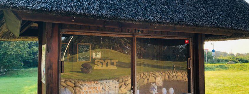 Eier vom Hansen Hof Sylt