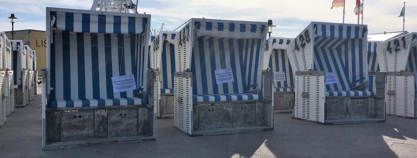 Strandkorbversteigerung List